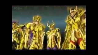 SongfulnamesS / Muro de los Lamentos __12  Los Caballeros Dorados.