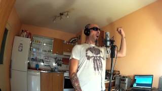 Five Finger Death Punch - Bad Company - Vocal Cover by Rumbo with Lyrics