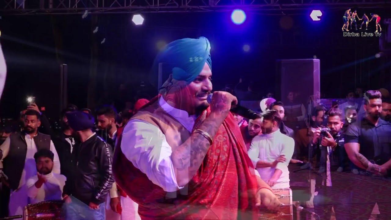 Download Sidhu Moose Wala Live Dirda ( Punjab )
