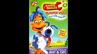 Engie Benjy - Bumper Video: Fun with Friends! (2005, UK DVD)