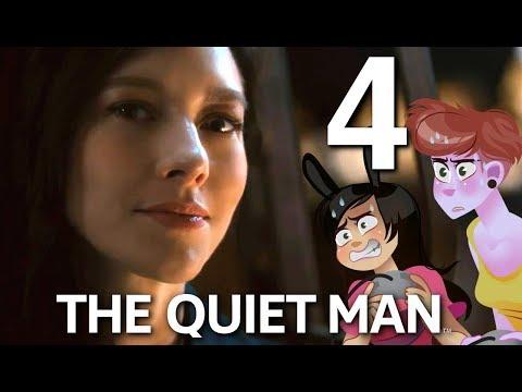 The Quiet Man Part 4 (2 Girls 1 Let's Play Walkthrough Gameplay)
