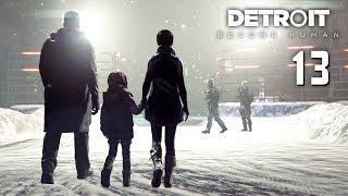 自由を掴むまで、あと少し。【Detroit: Become Human】#13 thumbnail