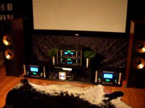 Klipsch RF-7 and McIntosh MC501