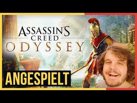 Eine Odyssey des CHAOS - Assassins Creed Odyssey E3 Preview |