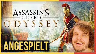 Eine Odyssey des CHAOS - Assassins Creed Odyssey E3 Preview