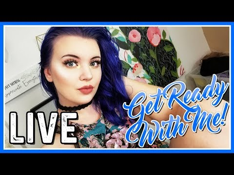 Porcelain: Live Stream (Birthday Get Ready With Me!)