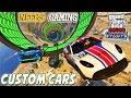 GTA 5 Online  Cunning Stunts - Time For REVENGE!!! ( Custom Car Races)