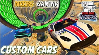 GTA 5 Online  Cunning Stunts - Time For REVENGE!!! ( Custom Car Races)