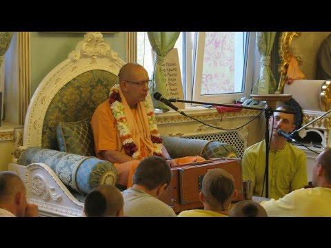 Бхагавад Гита 15.5 - Бхактивайбхава Свами