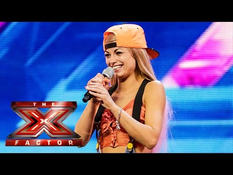 Scarlett Quinn sings Aint No Other Man  Arena Auditions Wk2  The X Factor UK 2014