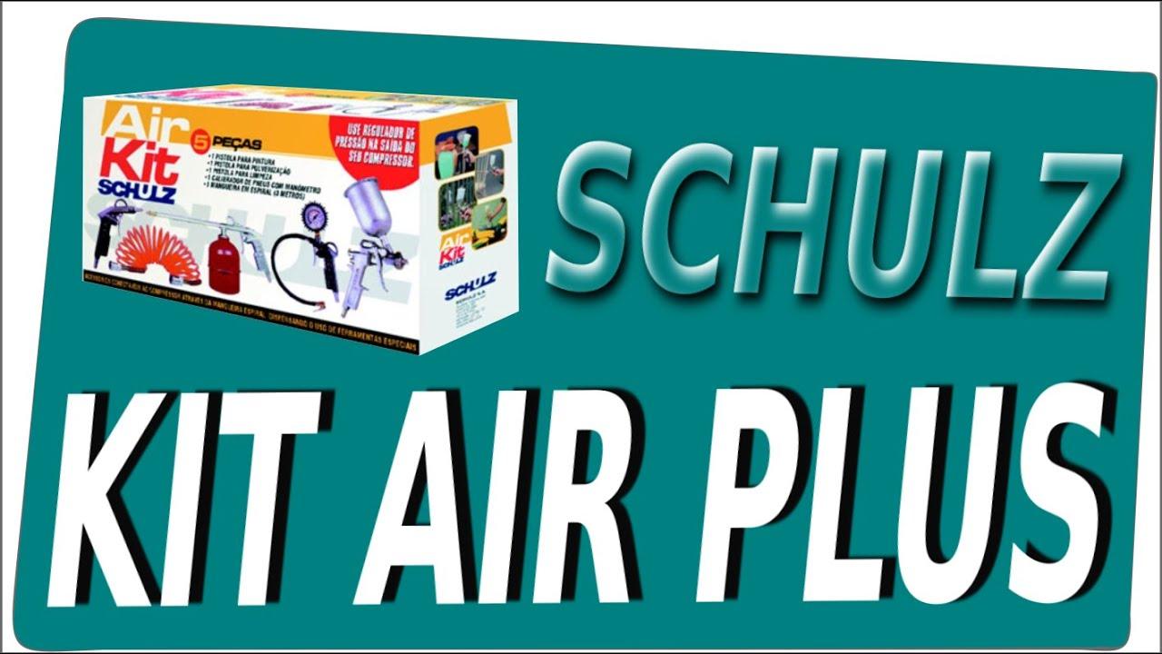 Air Kit Schulz Abrindo A Caixa Youtube