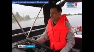Вести-Хабаровск. Уроки плавания