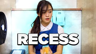 12 Types of Students During Recess