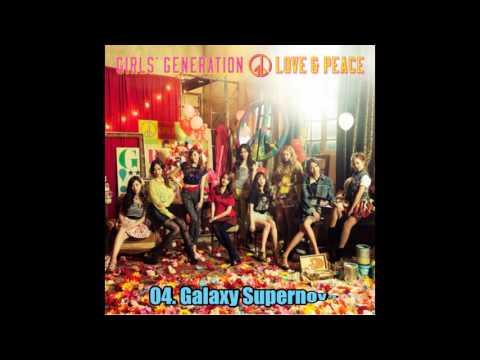 Girls Generation - Love and Peace - 3rd Japanese Full album.