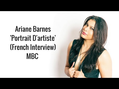 Portrait D'Artiste- French Interview (Mauritius Broadcasting Corporation)