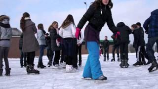IJs- en Skeelervereniging Krabbendijke februari 2012