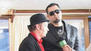 Съемки порно-клипа Алексея Большого и Георгия Делиева