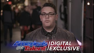 Elimination Interview: Christian Guardino Appreciates All The Support - America