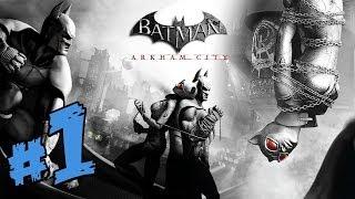 Batman Arkham City Edición GOTY [Parte 1] Entrada en Arkham City - Guía Completa Español