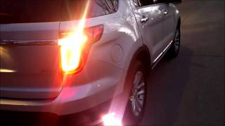 Video Mud Flaps Splash Guards with lights 2014 Ford Explore download MP3, 3GP, MP4, WEBM, AVI, FLV April 2018