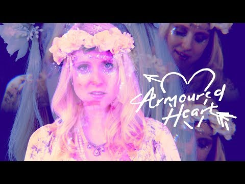 Armoured Heart - Louise Steel (Official Music Video)