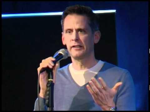 Scott Capurro at the Glasgow Comedy Festival