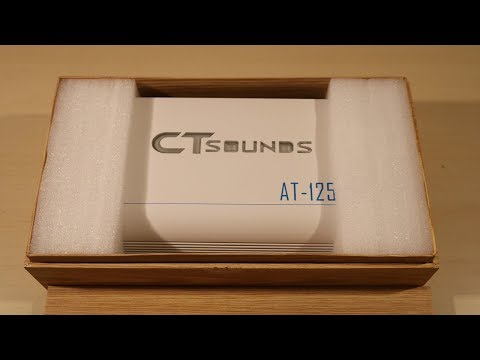 Unboxing/Review Ct Sounds AT 125.4d