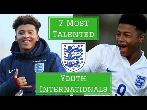 7 Most Talented England Youth Internationals | HITC Sevens
