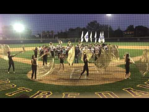 Notre Dame High School Irish Knight Band - Alma Mater and Victory March