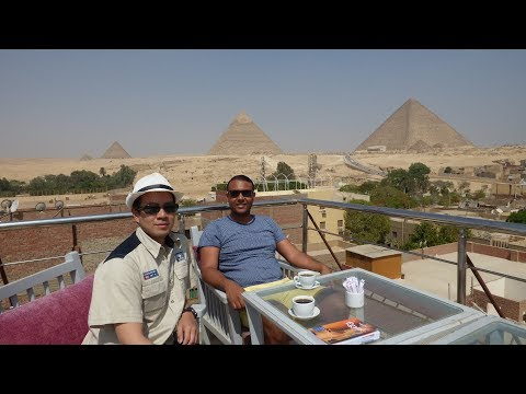5000 years of history in 3 full days - EGYPT 2018