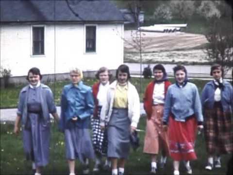 Mount Calvary, Wisconsin, High School 1953