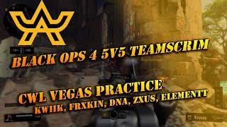 Black Ops 4 5v5 CWL Vegas Roster w/ Official Ascend Squad
