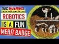 Hints On How To Get The Robotics Merit Badge