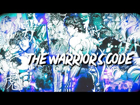 The Warrior's Code - Anime Fighting & Martial Arts Workout Motivation Tape