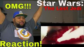 Star Wars: The Last Jedi Teaser Trailer Reaction