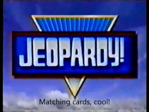 Jeopardy! Throughout The Years