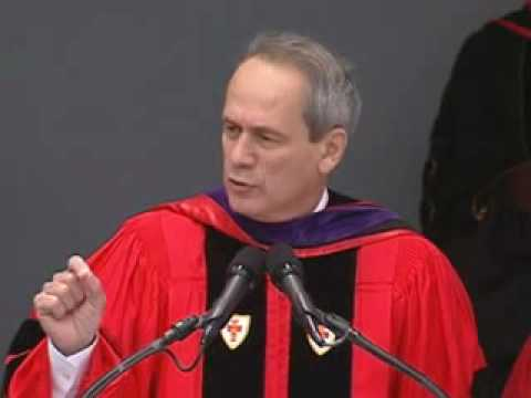 Larry Lucchino: Keynote Address At Boston University's 135th Commencement Ceremony