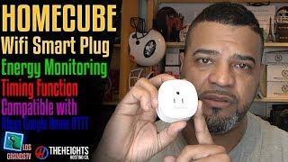 Homecube Wifi Mini Smart Socket 🔌 : LGTV Review