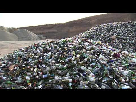 Glass To Glass Recycling