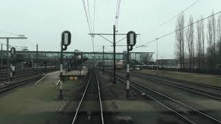 Tilburg - Eindhoven (20190110)