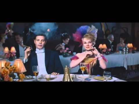 Waltz at Maxims She Is Not Thinking of Me   Gigi 1958