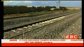 Meiso to Dewele railway project