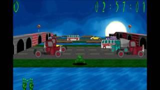 3D Frog Frenzy - Music - Track #4 - Cosmi