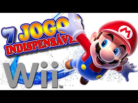 Nintendo Wii - 7 Jogos Indispensáveis