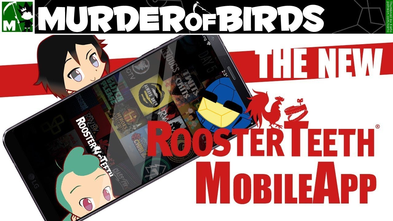 The New Rooster Teeth Mobile App (Early Access)