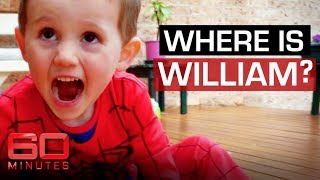 William Tyrrell investigation: Largest manhunt in Australian history | 60 Minutes Australia