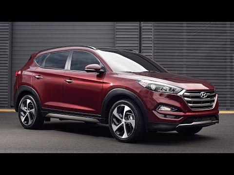 2017 Hyundai Tucson - Drive, Interior and Exterior