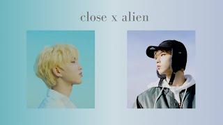 Download han jisung - close x alien   a chillhop lofi instrumental by jay