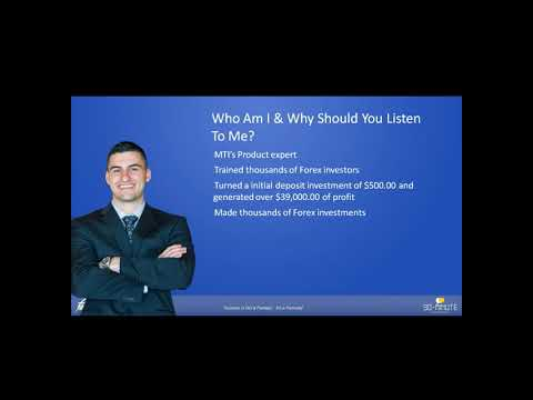 The ABCD's of Forex Market Direction   MTI's 90 Minute Trader Start Up Series