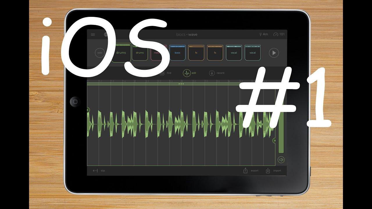 d2afd5741e0 Blocs Wave   Novation - Recensioni iOS  1 ITA - YouTube
